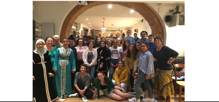 Participants – Mobisciences France et Séjour-Jeunes – Exposcience 2019