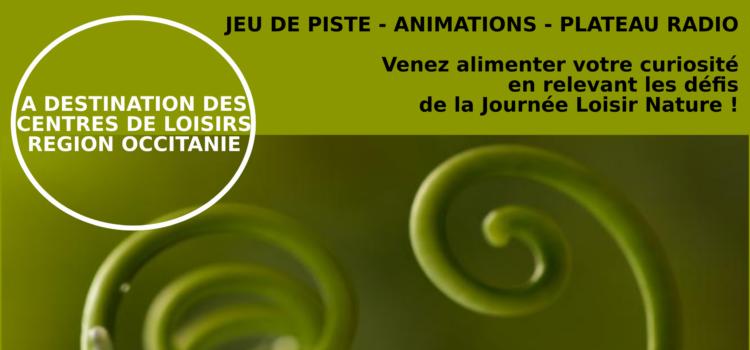 1ERE Journée Loisir Nature aux Jardins du Muséum – 25/10/18
