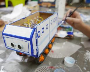 Séjour «Construire son Rover Lunaire» – à Weißwasser (Allemagne)