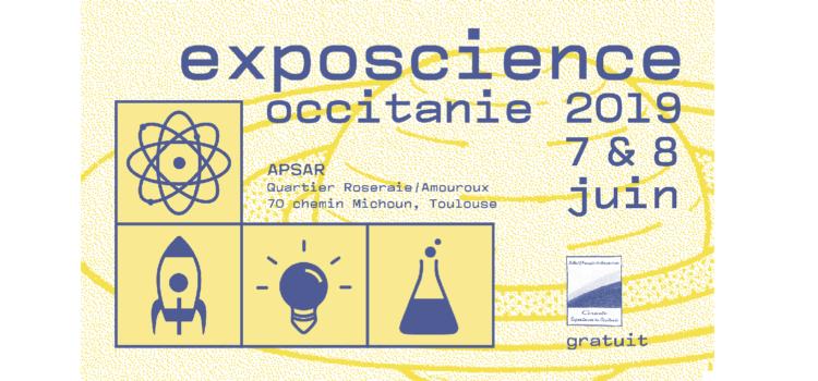 Ateliers Exposcience Occitanie 2019