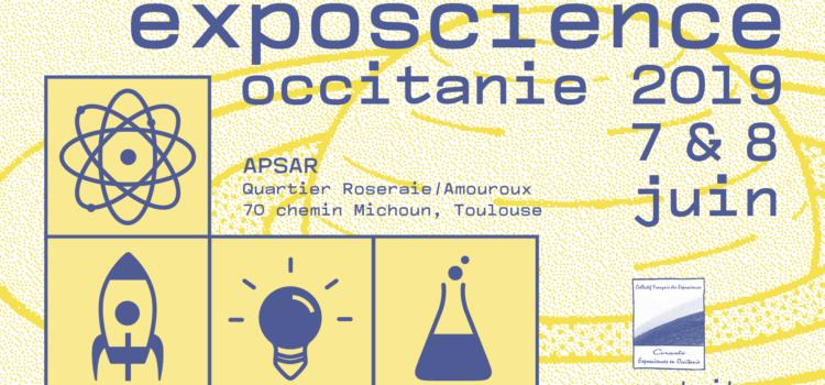 Retour sur l'Exposcience Occitanie 2019
