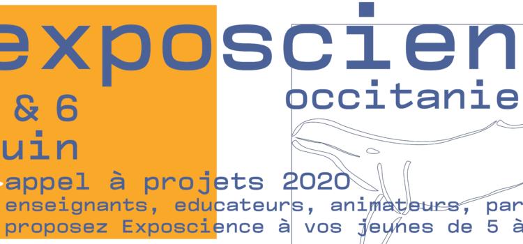 Appel à Projets – EXPOSCIENCE OCCITANIE 2020