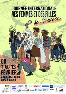 Journée Internationale des Filles et des Femmes de Science – 1er au 13/02