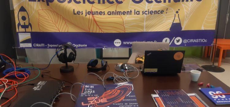 Retour sur l'Exposcience Occitanie 2021